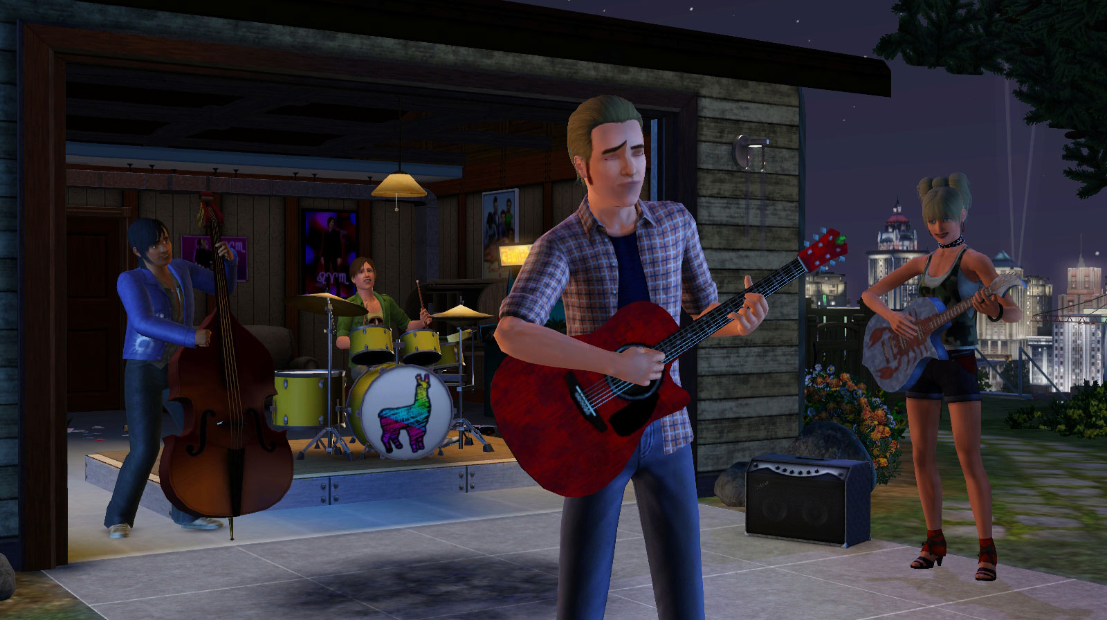 sims 3 how to become a celebrity psychic